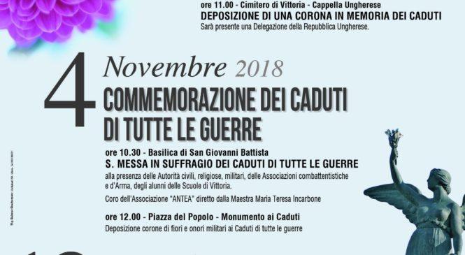 Commemorazioni di Novembre