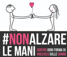 Non alzare le mani: 22 Artisti in mostra contro ogni forma di violenza sulle donne