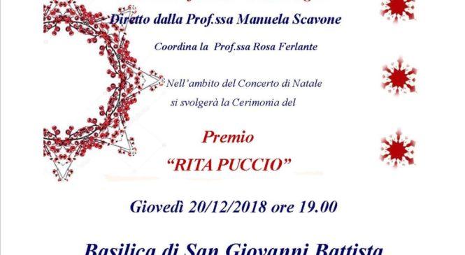 20 Dicembre – I.C. San Biagio – Concerto di Natale