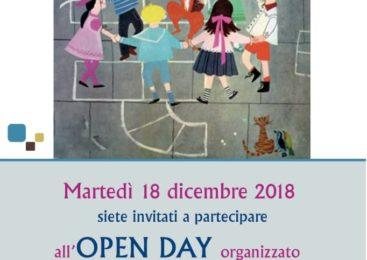 18 Dicembre – I.C. San Biagio Open Day