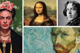 16 Febbraio: Storie di celebri artisti – Conferenza