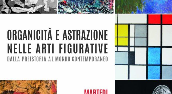 5 Febbraio: Organicità e astrazione nelle arti figurative. Conferenza di Alfredo Campo