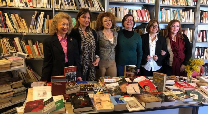 Donati 700 volumi alla Biblioteca Angelo Alfieri