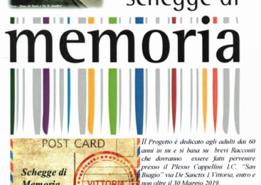Schegge di memoria: esperienze a confronto tra racconto e storia