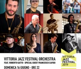16 Giugno – Vittoria Jazz Festival Orchestra