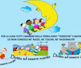 Giornata Mondiale dell'Infanzia: il teatro Vittoria Colonna si colora di Blu