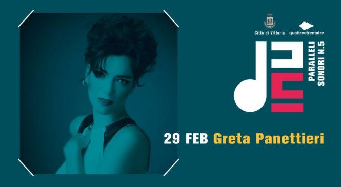 29 Febbraio – Greta Panettieri