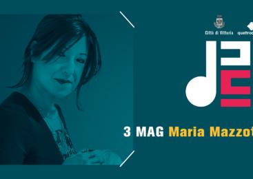 3 Maggio – Maria Mazzotta