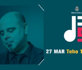 Concerto Annullato! 27 Marzo – Teho Teardo