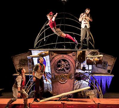 27 Agosto: circo – OOPART