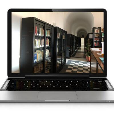 Entra in Biblioteca: iscriviti, cerca i libri, prenotali da casa