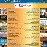 Cineclub d'Essai il programma completo