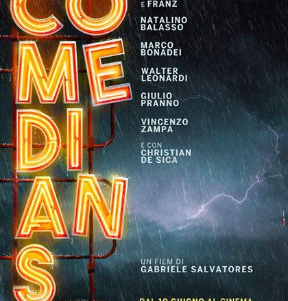 7 Settembre: Comedians