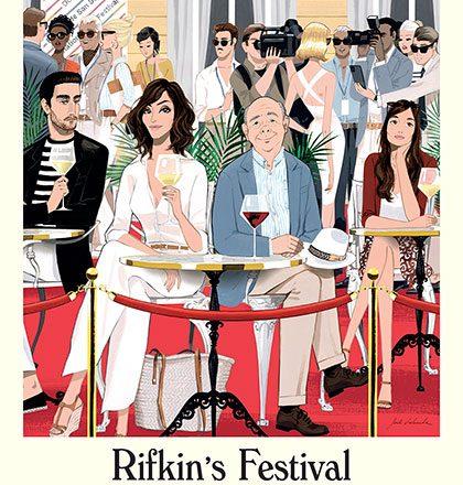 22 Luglio – Rifkin's Festival