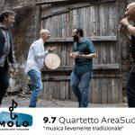 9 Luglio – Quartetto AreaSud – Musica lievemente tradizionale