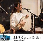 """23 Luglio – Carola Ortiz –""""Pecata Beata"""""""
