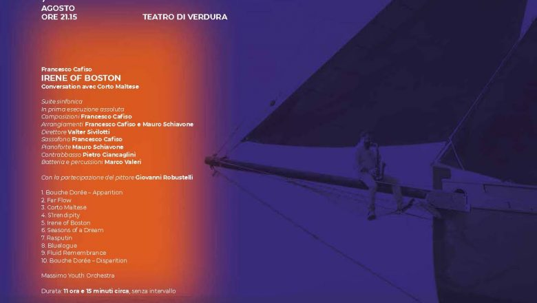 7 Agosto – Palermo: Francesco Cafiso presenta il suo nuovo album. Con lui  Giovanni Robustelli